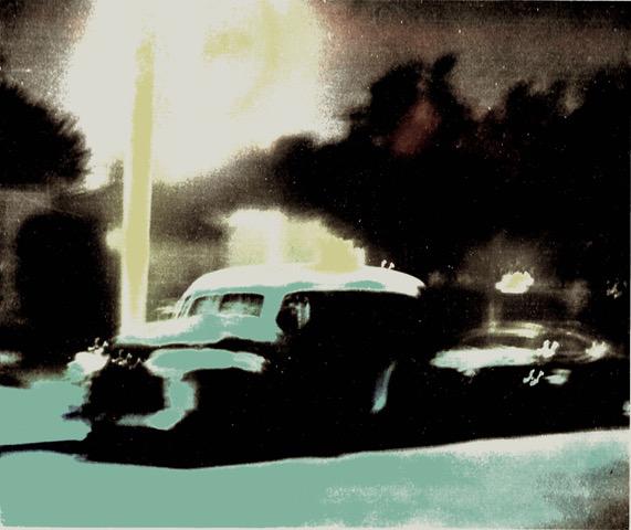 Nite Panel Moderne by Robert Koss is No. 30 in Street Shot series.