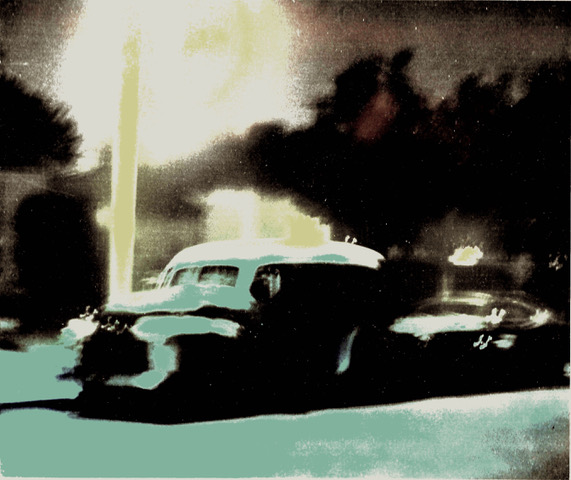 Nite Panel Moderne by Robert Koss is No. 30 in Street Shot series.